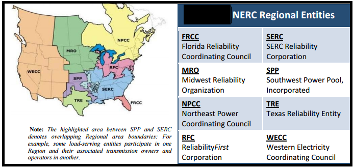 Us energy markets and policies in 2016 the importance of being in 2007 the ferc granted nerc legal authority to enforce mandatory reliability standards nerc 2010 publicscrutiny Image collections